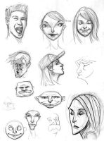sketches 28 by mcnostril
