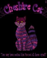 Cheshire Cat by EatingYourSpleen