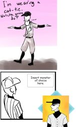 [Off] Batter sketchdump by AraReeve