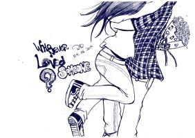 Who never loved someone? by RitadeCassia