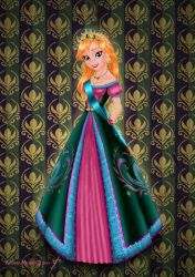 Royal Jewels Dress Edition: ANNA by MissMikopete