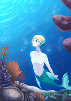 APH - Under the sea by Mi-chan4649