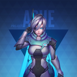 Commission: Project Ashe by bvdconcept