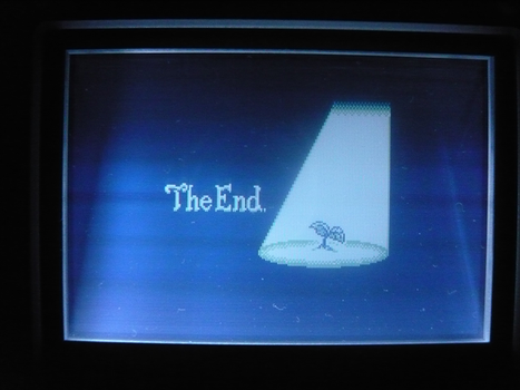 Final Fantasy Adventure ending by XUnlimited