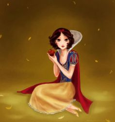 -commission- Snow White by Arbetta