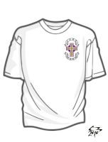 Divinity School T-Shirt 8 by simplemanAT