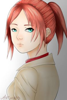 Claire Redfield. by MBAvila
