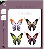Object Pack - Wings 01 by iMouritsa