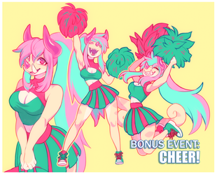 Cheer! -CLOSED- by ground-lion