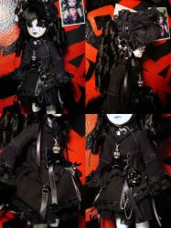 Handmade Living Dead Doll outfit #10 by neoshiki