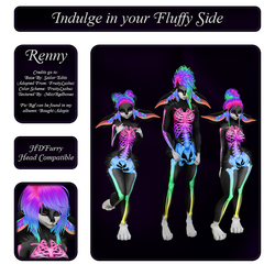 Renny Product Page by NepinRith