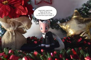 Jingle Bells, la Voz de Frank Sinatra by Soulren