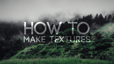 How To Make Textures || Video Tutorial by Evey-V