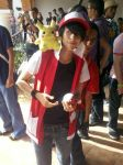Red WTF face,Pikachu dont move by Jou06