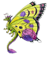 Vibrant Flutter by chaosia