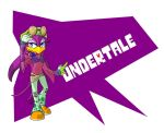 Wave Undertale outfit by TheDarkShadow1990