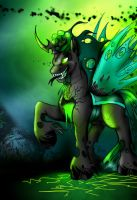 The Changeling King by Yula568