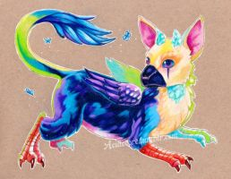 Trico by LovelessRapture