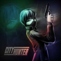 City Hunter by thanshuhai