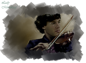 Sherlock Music by LadyMintLeaf
