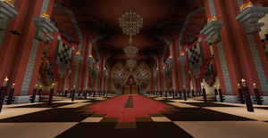 Carmina's Palate Throne Room [WIP] by AnotherLost