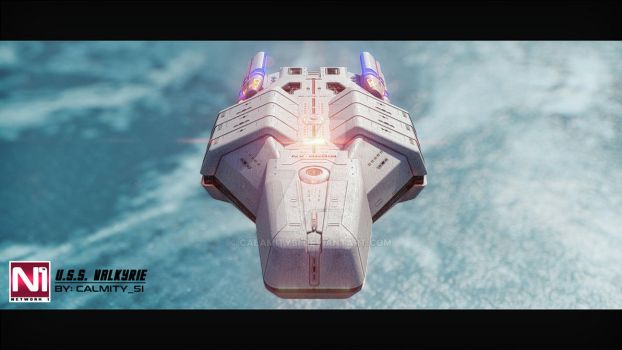 U.S.S. Valkyrie #8 by CINEMATIC-FILMS by calamitySi