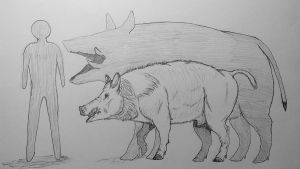 Monster Island Expanded: Wild Boar by Trendorman