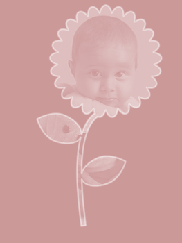 Flower and Baby by popkin16