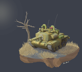 Lil' Tank by Stalhammer