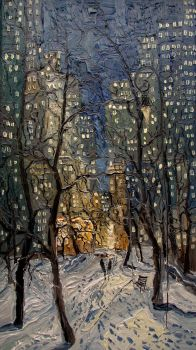New York Central Park by StudioUndertheMoon