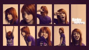 HayleyWilliams Cute Wallpaper by BibooAngel