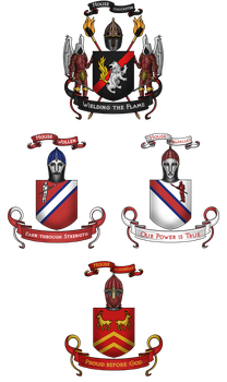 House Halcaster and Vassals by Kaloith