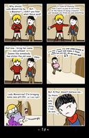 A typical Merlin episode - 10 by Xyrten