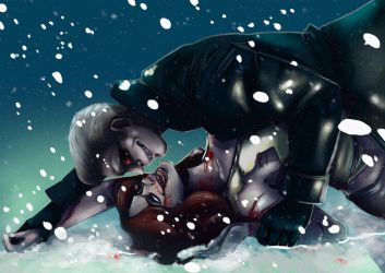 Cold and blood by Jenovita