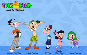 PnF: Ties That Bind Kids (1 of 3) by KicsterAsh