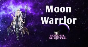 Moon Warrior PACK by School-shooter by School-shooter
