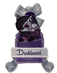 December 15 - Darklaced JR (teaser Chibi) by Thalliumfire