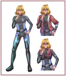 Basic Character Set by Astra-cat
