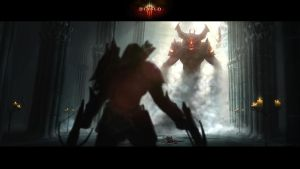 Diablo 3 Fan Art Wallpaper by Shabow