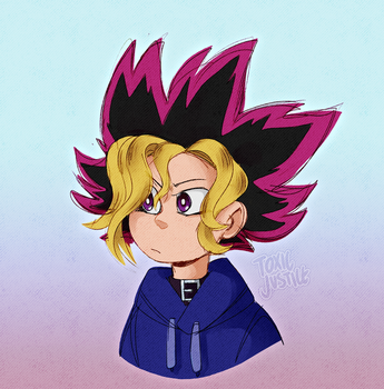 Yugi by Toxic-Justice