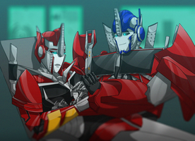 TFP- Causeway Art Trade by SadievW