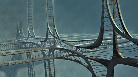 Invcylindrical Bridge Construction by hypex2772