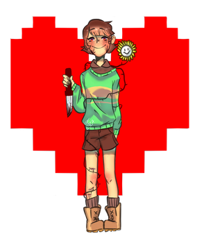 Chara by LalasPocket