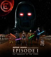 Justice League Episode I:The Darkseid of the Force by fmirza95