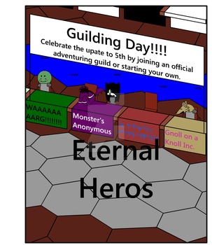 Eternal Heros, REBOOTED by Reality-Glitch