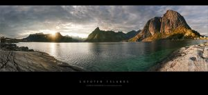 Lofoten Panorama by Stridsberg