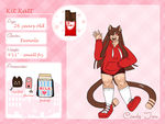 C-J: Kit Katt by CheshireQtea