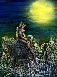 The Merman by iscalox