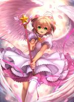 Card Captor Sakura :Platinum by RiinomS