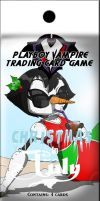 PBVTCG - Christmas in July Pack Design by PlayboyVampire